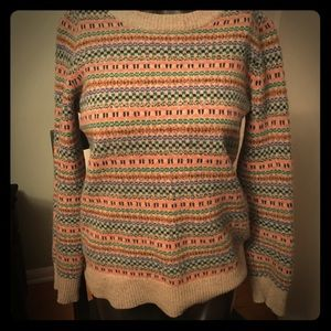 Crew neck sweater from madewell